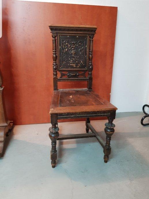 4 alt deutsch stolice