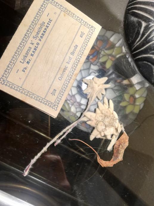 Kovertica sa ljekovitim biljem