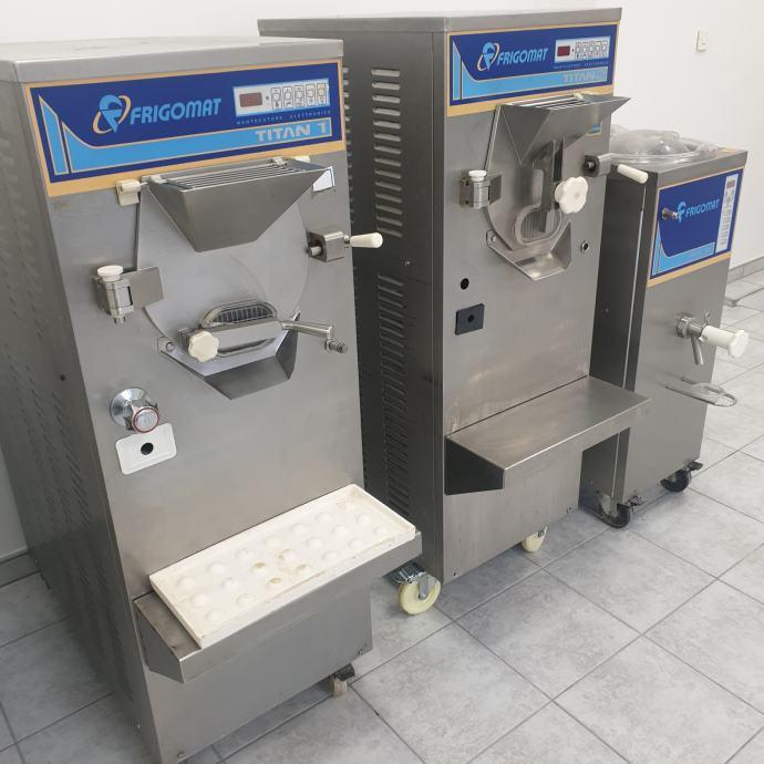 LABO TITAN 1 i 2  FRIGOMAT mašina za izradu sladoleda