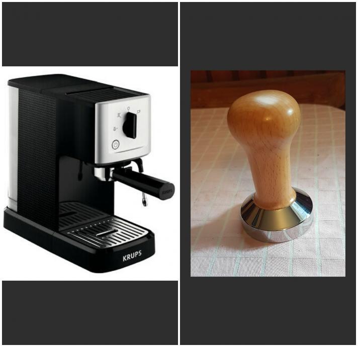 Krups XP3440 aparat za kavu *GARANCIJA* sa tamperom