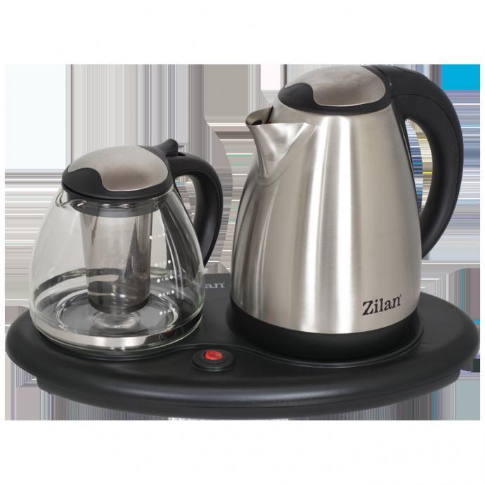 Kuhalo za čaj i kavu sa pločom za održavanje topline Zilan