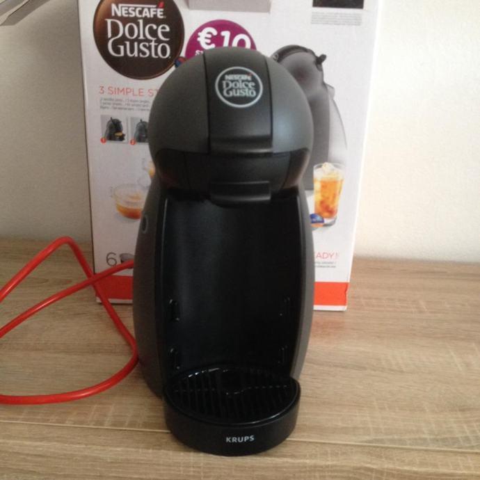Nescafe Dolce Gusto aparat za kavu- NOV, nekoristen, samo otvoren
