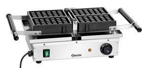 Waffle maker DeLux- II, BArtscher code no.370165 NOVO!!!