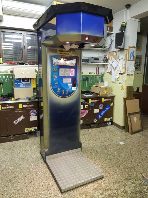Automat za mjerenje snage BOXER