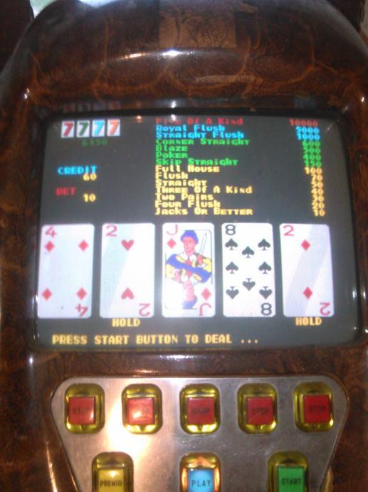 Poker aparat Miami