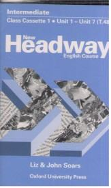 New Headway English Course Intermediate Class Cassette 1 i 2