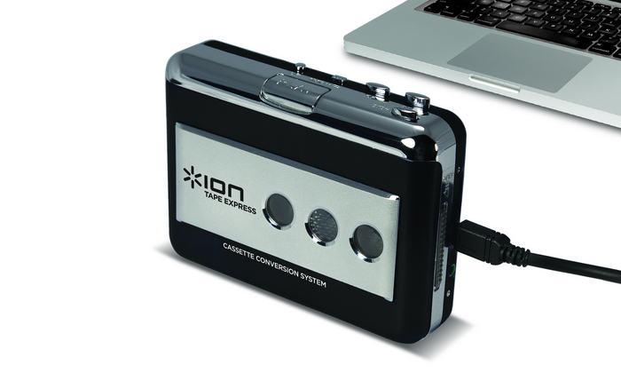 Walkman ION Tape Express - USB Walkman + Autoreverse