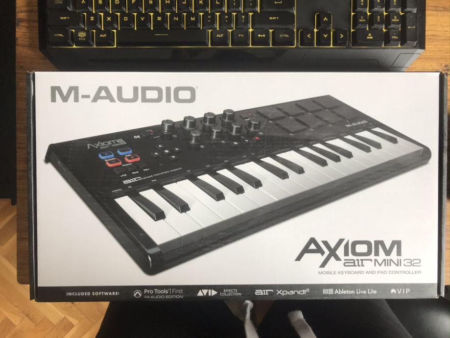 M-AUDIO Axiom AIR Mini 32 MIDI