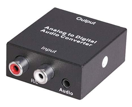 Optimus audio koverter, konvertira analogni u digitalni signal
