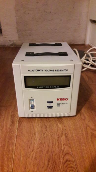 Stabilizator Regulator napona Kebo 3000v