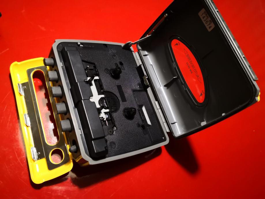 Sony Sports walkman WM-SX34