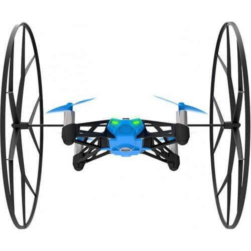 Parrot Mini Drone Rolling Spider plavi