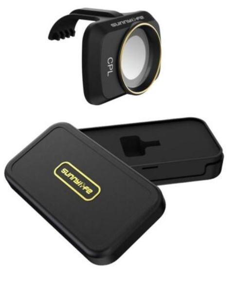 Polarizacijski filter za dron DJI Mavic mini
