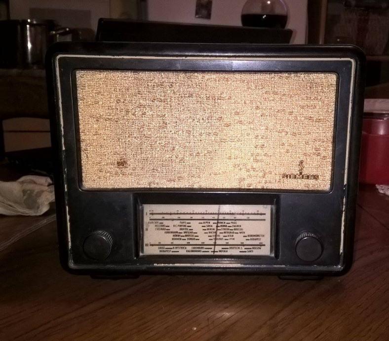 stari  SIMENS radio