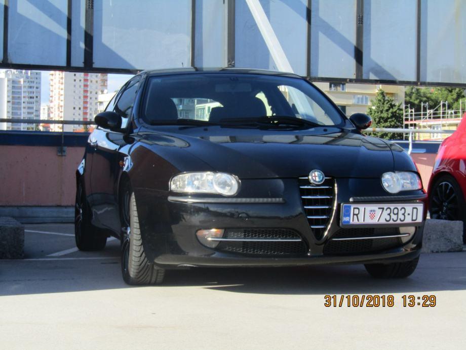 Alfa Romeo 147 1,6 TS