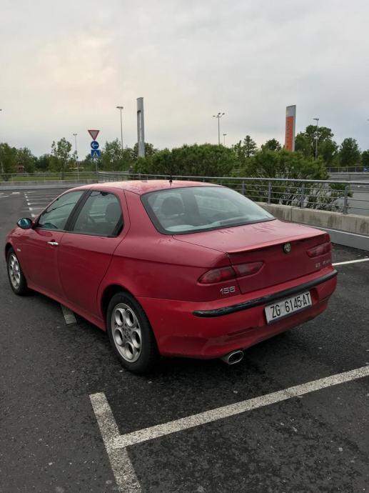 Alfa Romeo 156 2,5 V6 24V 1500 eura