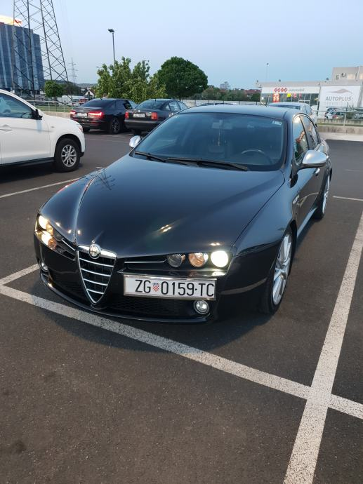 Alfa Romeo 159 1,9 JTDM Ti