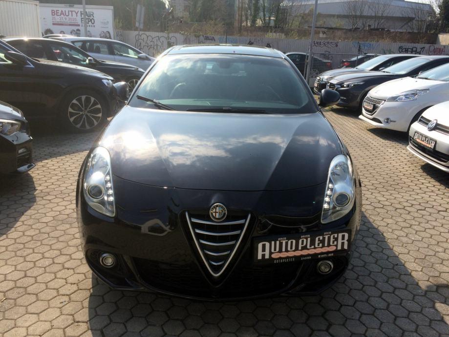 Alfa Romeo Giulietta 2,0JTDM NAVI,KOŽA,PANORAMA,SERVISNA,4X GARANCIJA