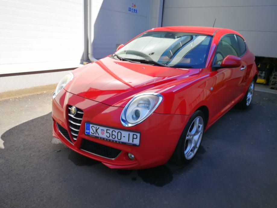 Alfa Romeo MiTo 1,3 JTDM reg 01/2022!!!!!!!!!!!