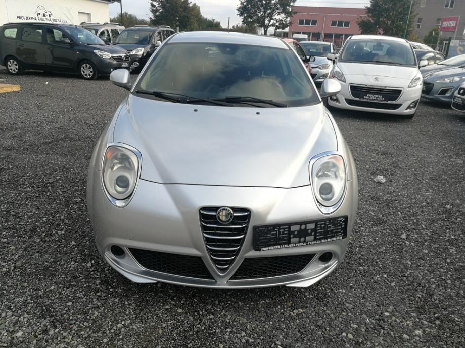 Alfa Romeo MiTo 1,6 JTDM - GARANCIJA - 4799,-€ !!!