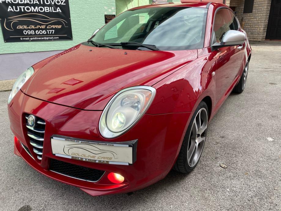 Alfa Romeo MiTo 1,6 JTDM TURISMO