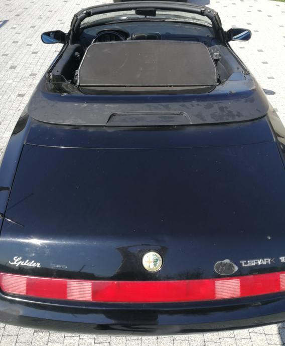 Alfa Romeo Spider 2,0 Twin Spark 16V Kabriolet Kabrio