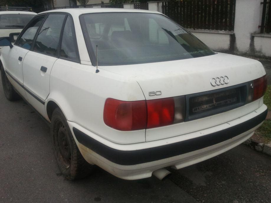 Audi 80 2.0E B4 DIJELOVI, 1993 god.