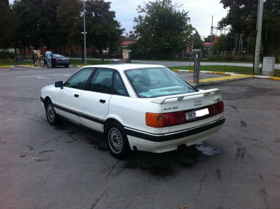 Audi 90 2.3 quattro, 1989 god.