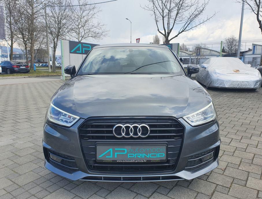 Audi A1 1.6TDI S-Tronic Admired Plus  ''S-Line Black Edition''