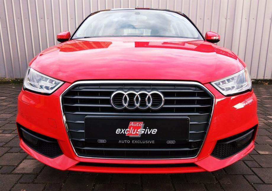 Audi A1 8X Sportback 1,4 TDI S-tronic *** Facelift *** 2016 ***