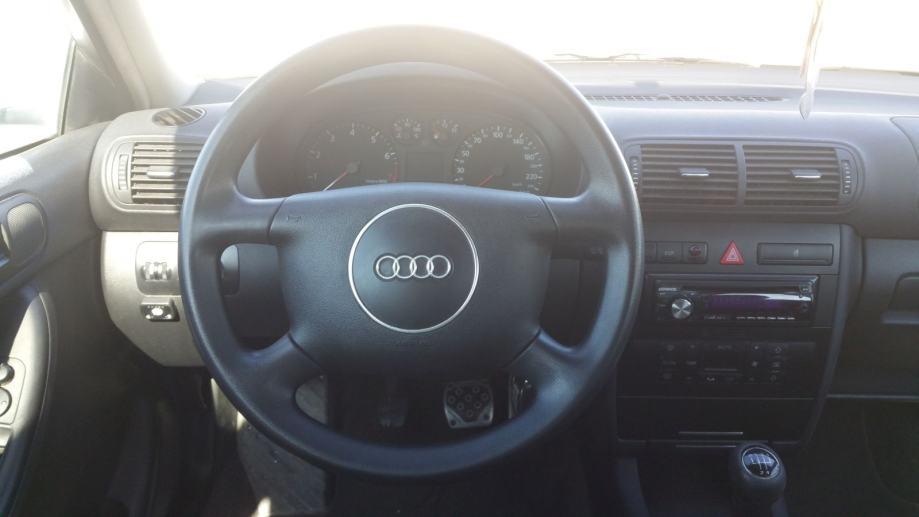 Audi A3 1 6 Plin  Full Oprema  Tro U0161i Oko 5l   2001 God