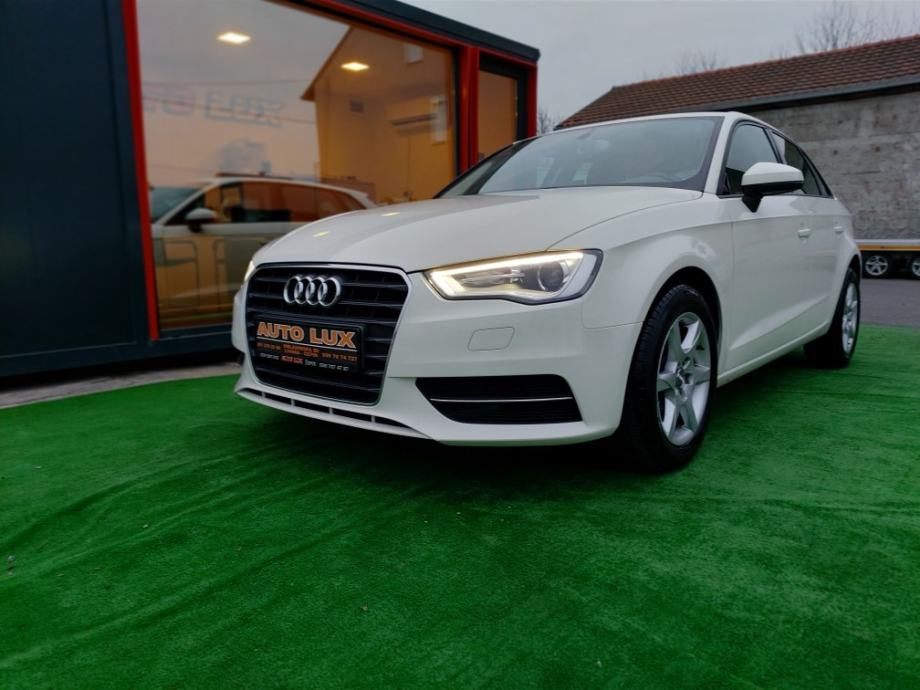 Audi A3 1,6 TDI ..• Mod. 2015.g. • Led • Mmi • 106000 km • Servisna •