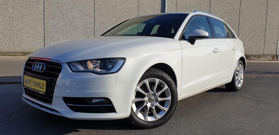 Audi A3 1,6 TDI SPORTBACK NAVI