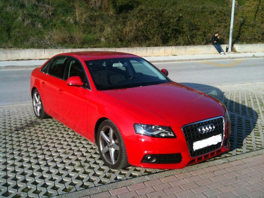 Audi A4 1.8 Tfsi Kokemuksia