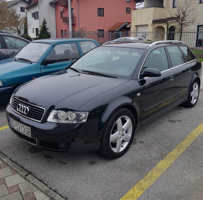 Audi A4 1,9 TDI Quattro, 2003 God