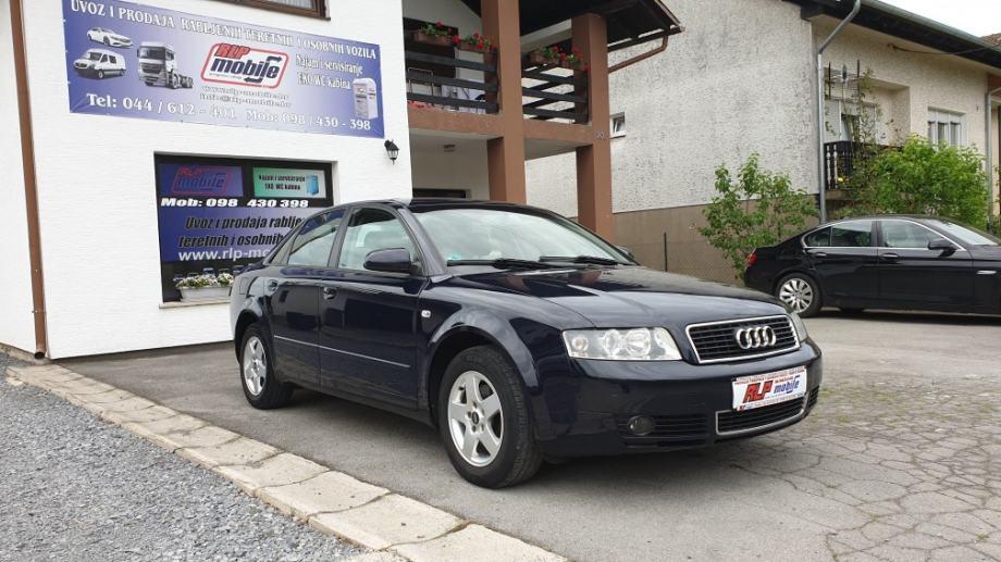 Audi A4 1,9 TDI 96kw/130ks-AUTOMATSKA KLIMA-ODLIČNO STANJE!