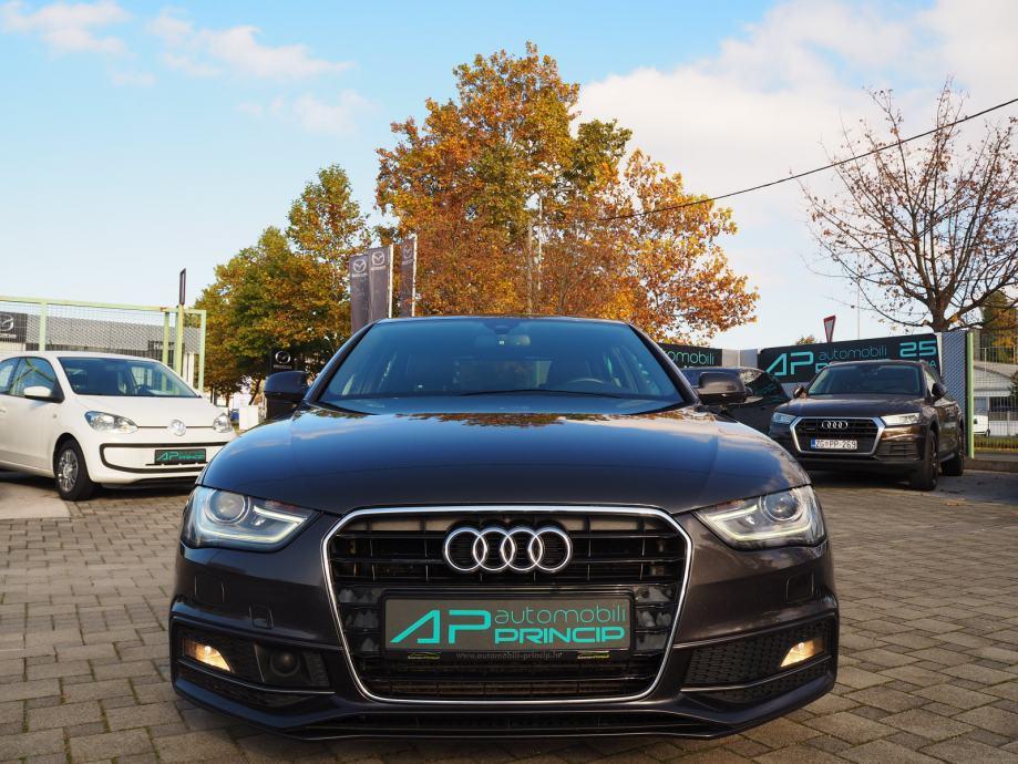 Audi A4 2.0 TDI AMBITION //KEYLESS//ACC//LANE//FULL S-LINE//