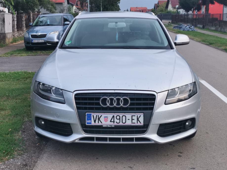 Audi A4 2,0 TDI, Automatik, reg 7 mj 2021, cij 7.500 eura, ZAMJENA