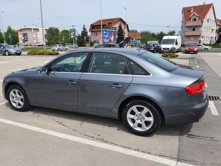 Audi A4 2,0 TDI automatik- moguća zamjena