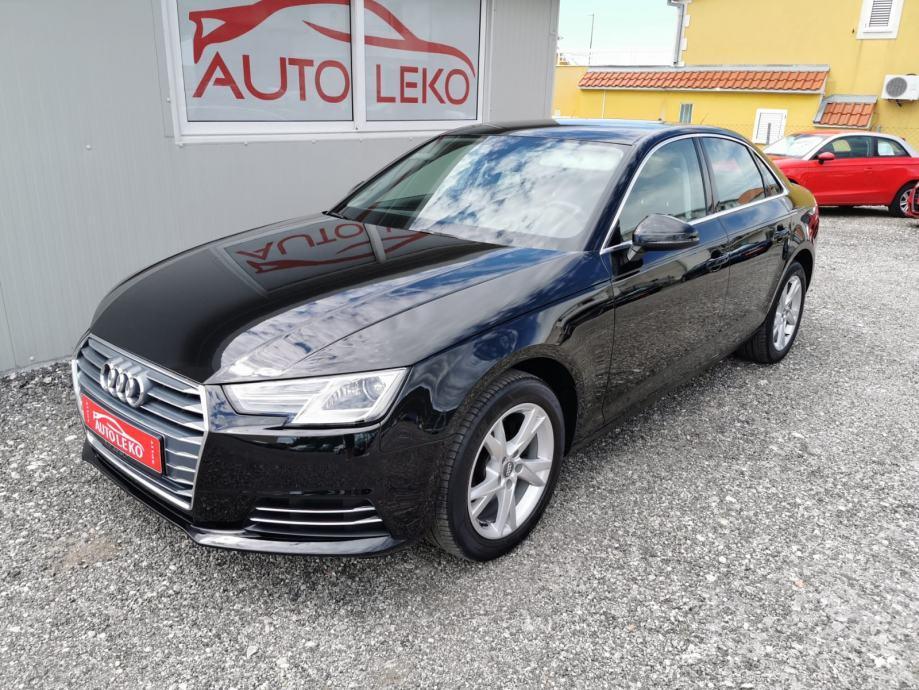 Audi A4 2,0 TDI Sport  74.700km