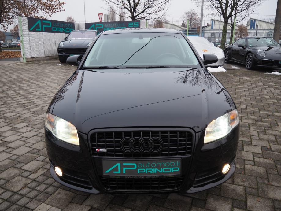 Audi A4 2.0 TDI Sport Automatik ''S-Line''