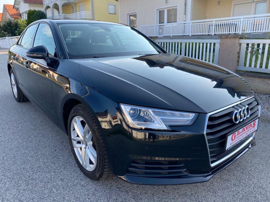 Audi A4 2,0 TDI S-tronic,NAVI,XENON,MOD.2018,NEMA PRIJENOSA,ZAMJENA!!!
