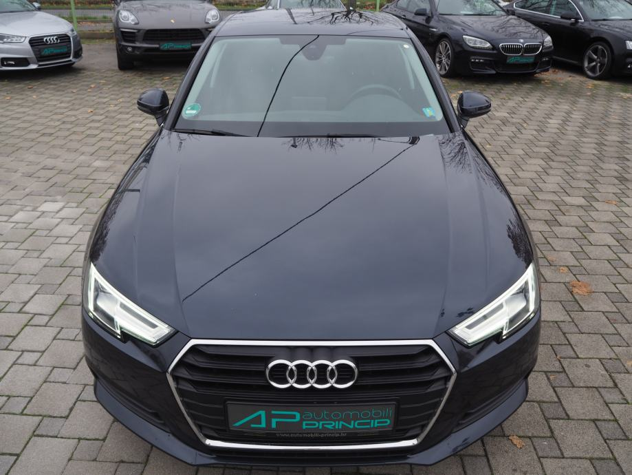 Audi A4 2.0TDI Business LED/NAVI/KEYLESS