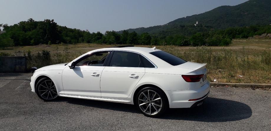Audi A4 3.0 tdi 200kw S-line, VIRTUAL,HUD,MATRIX,19,B&O,AM.LIGHT,MMI+