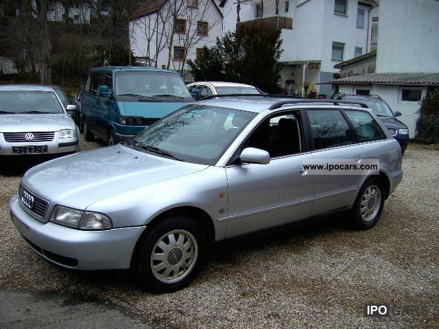 Audi A4 Avant 1,6 DIJELOVI