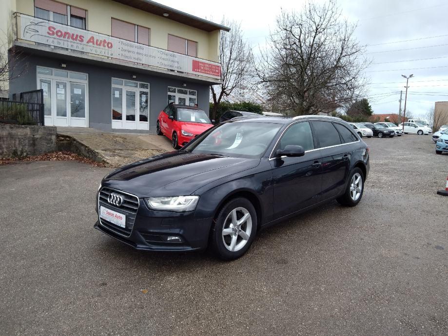 Audi A4 Avant 2,0 TDI/NAVI/XENON/REG 1 GODINA/JAMSTVO 1 GODINA