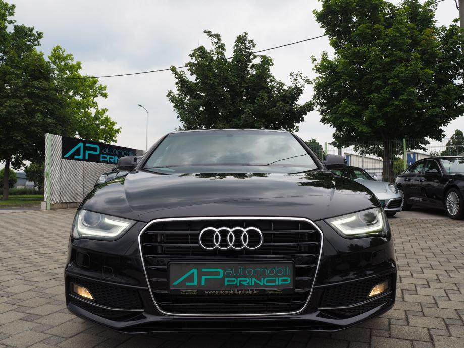 Audi A4 Avant 2.0TDI quattro Sport S-Line