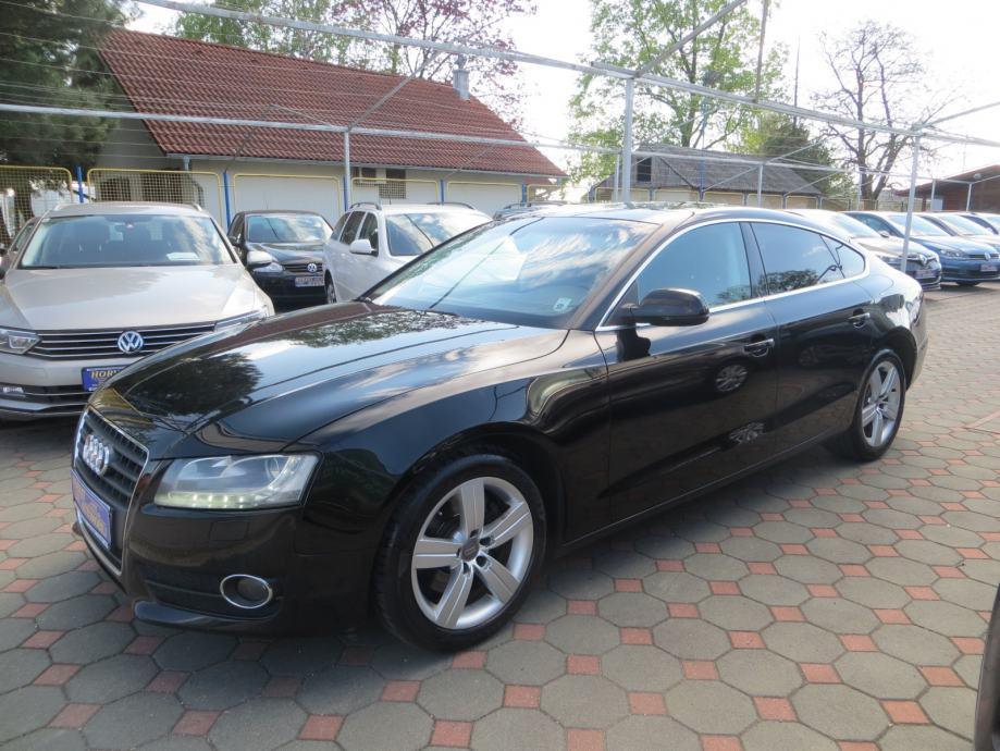 Audi A5 Sportback 2,0 TDI,140Ks,Bi-Xenon+Led,Navi,Top Stanje,Reg.01/21