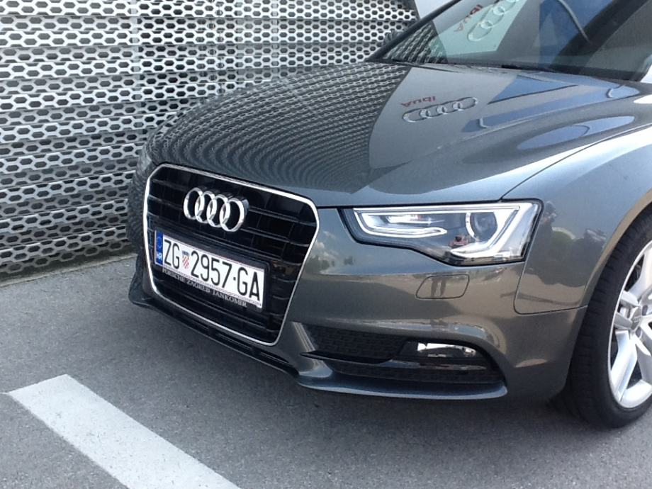 Audi A5 Sportback 2.0 tdi, 2x S-line, 150 ks, automatik ...
