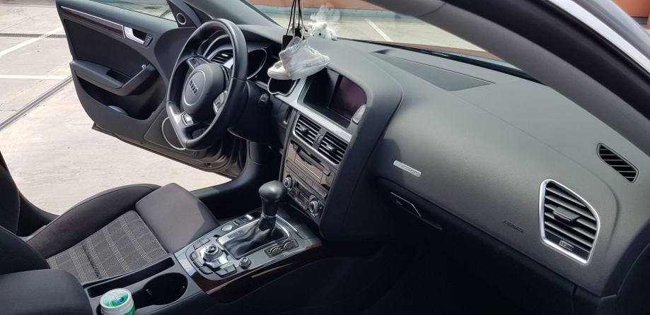 A5 Sportback 2.0 TDI quatt. S-line S-tronic Navi Xen ACC Kam LanA B&O